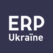 Logo of ERP Ukraine